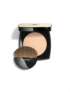 CHANEL <strong>LES BEIGES</strong> Healthy Glow Sheer Powder SPF 15 / PA++
