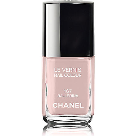 CHANEL LE VERNIS Nail Colour (Ballerina