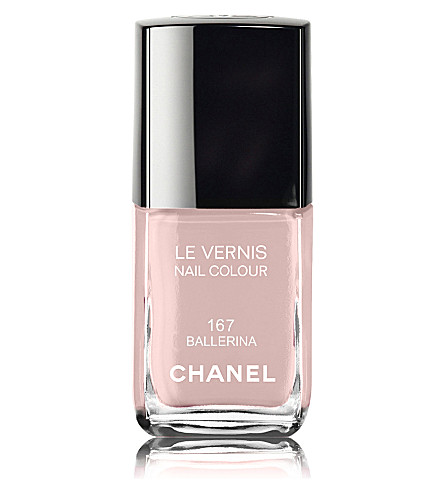 CHANEL <strong>LE VERNIS</strong> Nail Colour (Ballerina