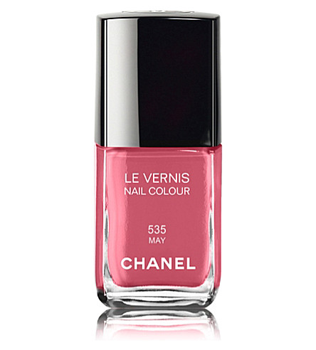 CHANEL <strong>LE VERNIS</strong> Nail Colour (May