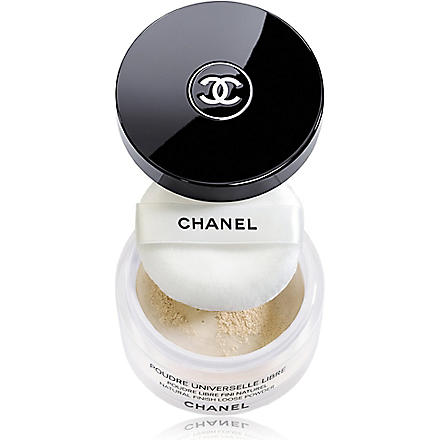CHANEL POUDRE UNIVERSELLE LIBRE Natural Finish Loose Powder (Peche clair