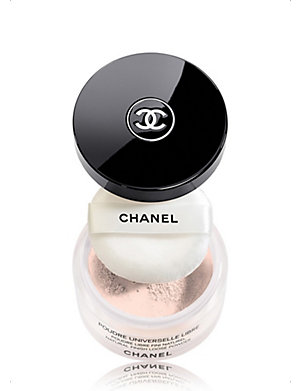 CHANEL <strong>POUDRE UNIVERSELLE LIBRE</strong> Natural Finish Loose Powder