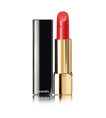 CHANEL ROUGE ALLURE Luminous Satin Lip Colour (Insaisissable