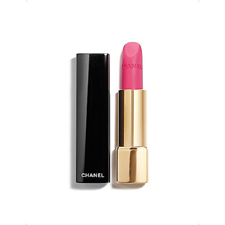 CHANEL ROUGE ALLURE VELVET Luminous Matte Lip Colour (L'eclatante