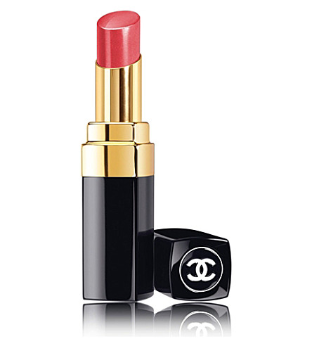 CHANEL ROUGE COCO SHINE Hydrating Sheer Lipshine (Desinvolte
