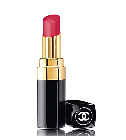 CHANEL <strong>ROUGE COCO SHINE</strong> Hydrating Sheer Lipshine (Energy