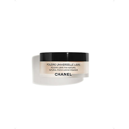 CHANEL POUDRE UNIVERSELLE LIBRE Natural Finish Loose Powder (Clair