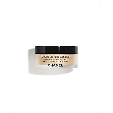 CHANEL POUDRE UNIVERSELLE LIBRE Natural Finish Loose Powder (Dore