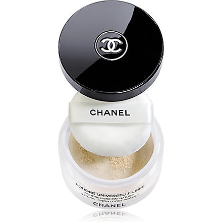 CHANEL POUDRE UNIVERSELLE LIBRE Natural Finish Loose Powder (Moonlight