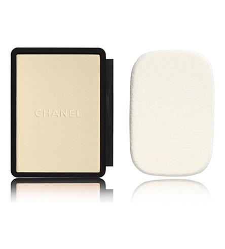CHANEL <strong>VITALUMIÈRE COMPACT DOUCEUR</strong> Lightweight Compact Makeup Radiance Softness And Comfort SPF 10 Refill (Beige+10