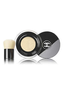 CHANEL VITALUMIÈRE Loose Powder Foundation With Mini Kabuki Brush SPF 15
