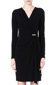 MICHAEL KORS Jersey wrap dress