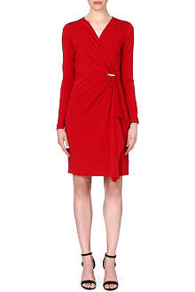 MICHAEL KORS Wrap-effect dress