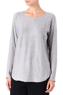MICHAEL KORS Hi-lo hem knitted jumper
