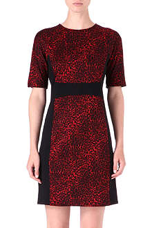 MICHAEL KORS Side panel dress