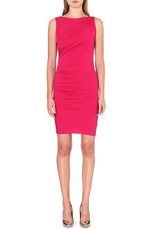MICHAEL KORS Fitted stretch-jersey dress