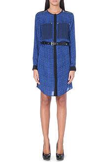 MICHAEL MICHAEL KORS Verona silk-chiffon dress