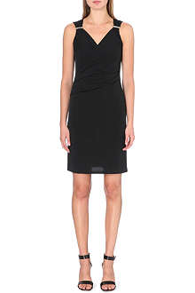 MICHAEL MICHAEL KORS Stud-detail sleeveless dress