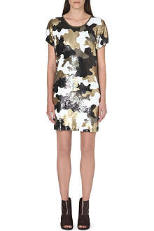 MICHAEL MICHAEL KORS Sequin-embellished dress