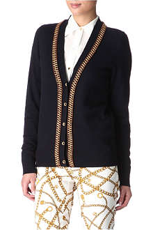 MICHAEL KORS Chain cardigan