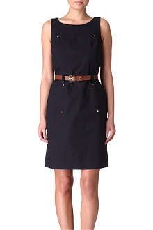 MICHAEL KORS Boat neck dress