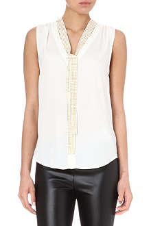 MICHAEL KORS Neck tie shirt