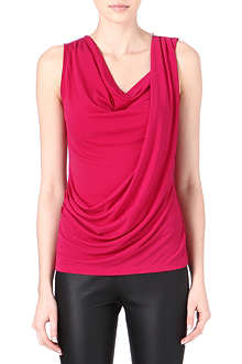 MICHAEL KORS Cowl-neck top