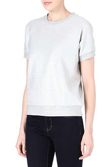 MICHAEL KORS Short-sleeved sweatshirt
