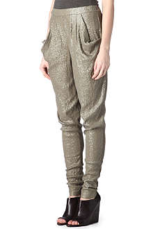 MICHAEL KORS Sequinned trousers