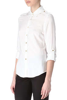 MICHAEL KORS Roll-sleeved shirt