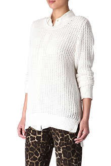 MICHAEL KORS Open-knit jumper