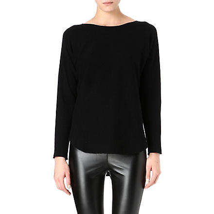 MICHAEL KORS Cashmere jumper (Black:11