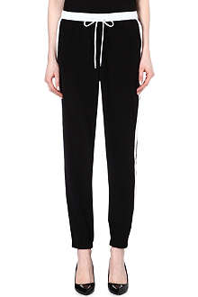 MICHAEL KORS Striped jogging bottoms