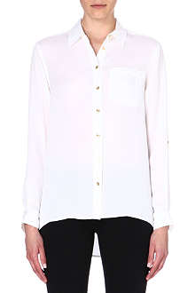 MICHAEL MICHAEL KORS Silk button shirt