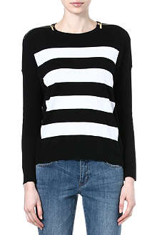 MICHAEL KORS Striped jumper