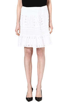 MICHAEL KORS Crochet skirt