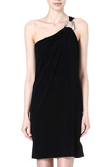 MICHAEL KORS Asymmetric jersey dress