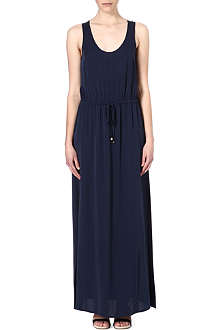 MICHAEL KORS Silk maxi dress