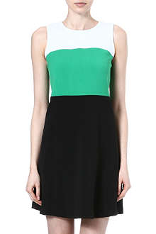 MICHAEL KORS Colourblock dress