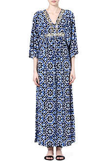 MICHAEL KORS Kaleidoscope maxi dress