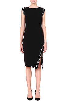 MICHAEL KORS Studded split dress