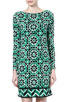 MICHAEL KORS Kaleidoscope print dress