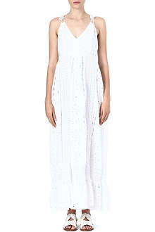 MICHAEL KORS Crochet maxi dress