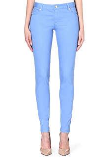 MICHAEL KORS Skinny mid-rise jeans