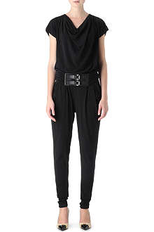 MICHAEL KORS Cowl-neck jumpsuit