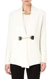 MICHAEL KORS Chain detail cardigan