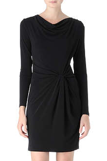 MICHAEL KORS Twist-detail dress