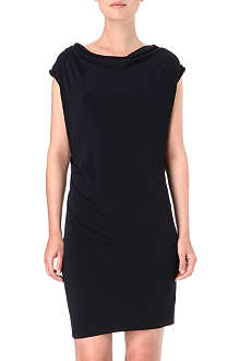 MICHAEL KORS Zipped-shoulder dress