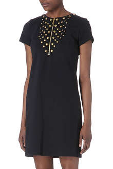MICHAEL KORS Studded dress