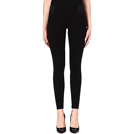 MICHAEL KORS Jersey leggings (Black